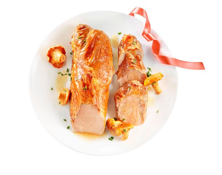 2 Filets Mignon de porc - 17,12€ le Kg