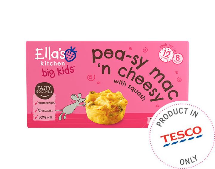 Pea-sy mac 'n cheesy 200g