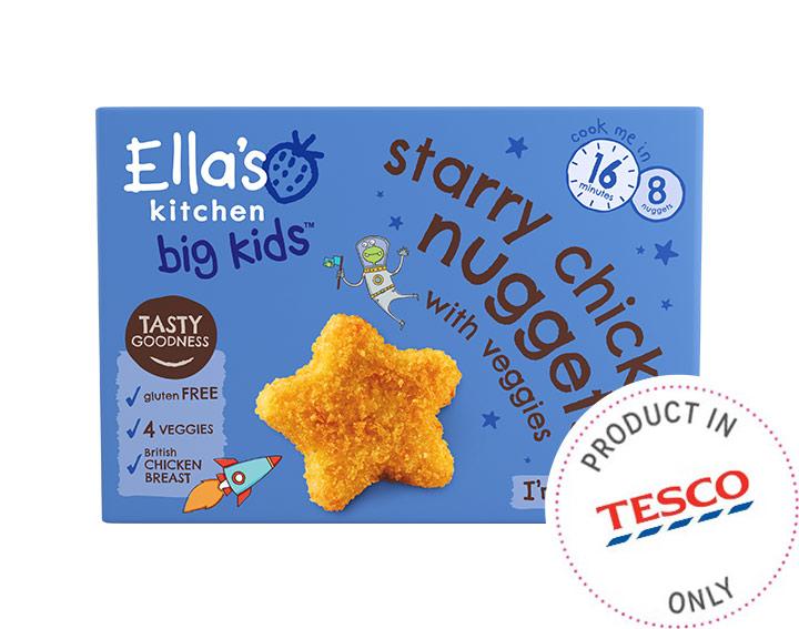 Starry Chicken Nuggets 200g