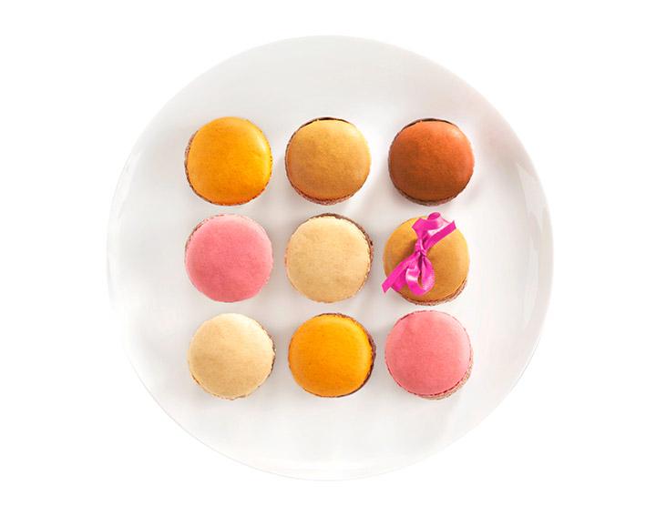 12 Macarons - so chocolat - 6,95€