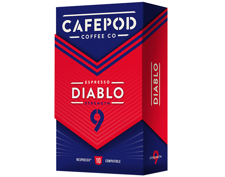 Diablo 10 capsules 55g