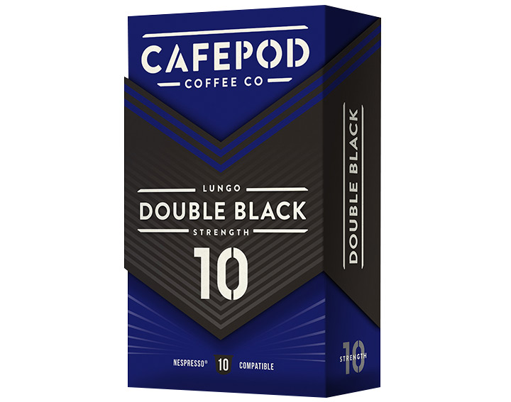 Double Black 10 capsules 55g