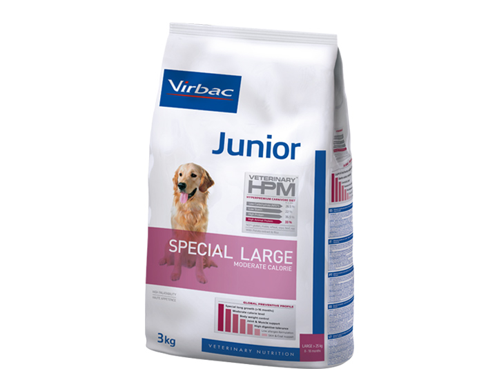 Junior Special Large (3kg, 7kg ou 12kg)