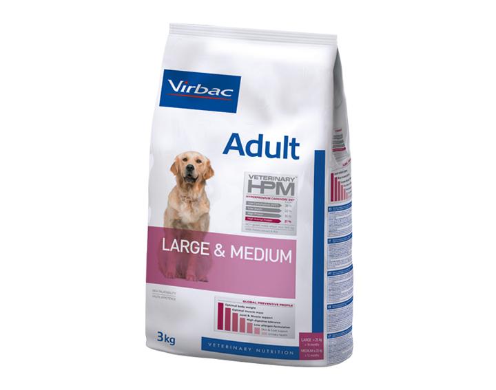 Adult (3kg, 7kg, 12kg ou 16kg)