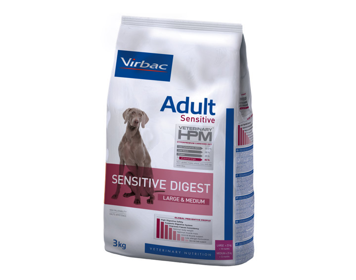 Adult - Sensitive Digest (3kg ou 12kg)