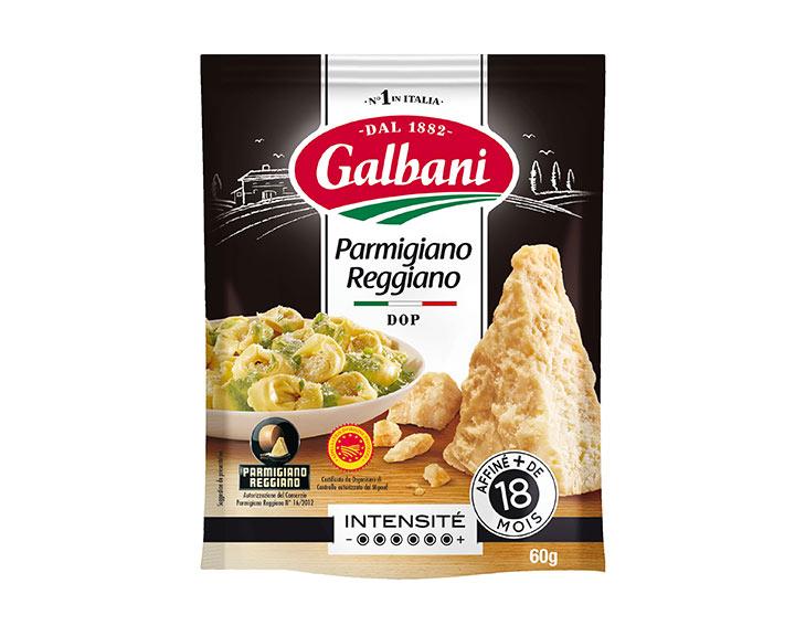Parmigiano Reggiano DOP - affiné 18 mois