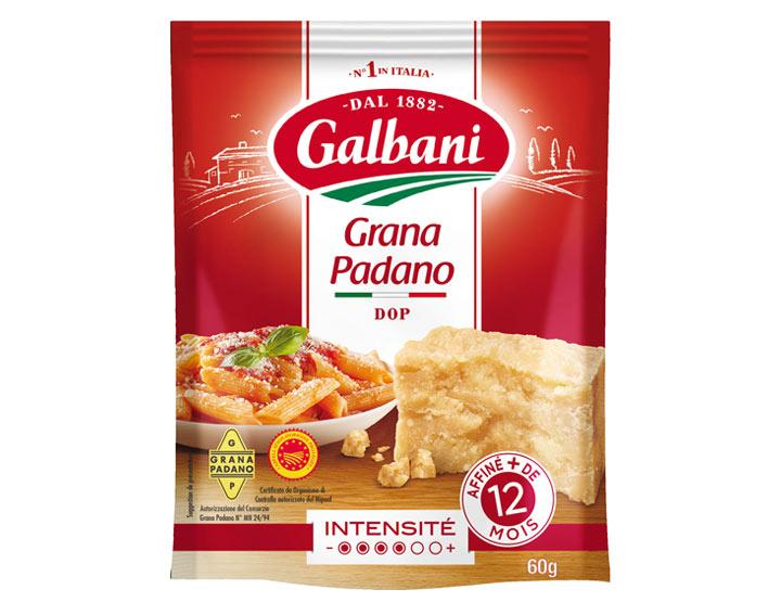Grana Padano DOP - affiné 12 mois