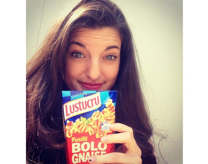 100% remboursé si vous partagez une photo Selfie avec votre Box Lustucru sur Facebook