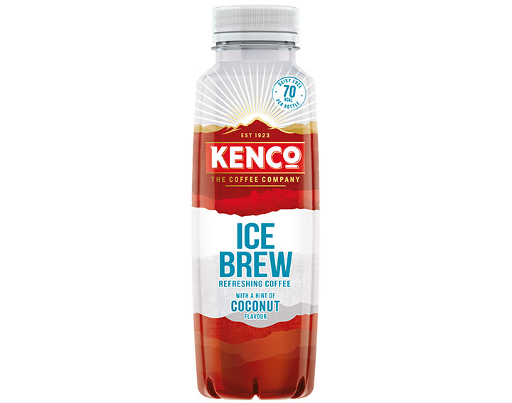 Ice Brew Coconut 390ml