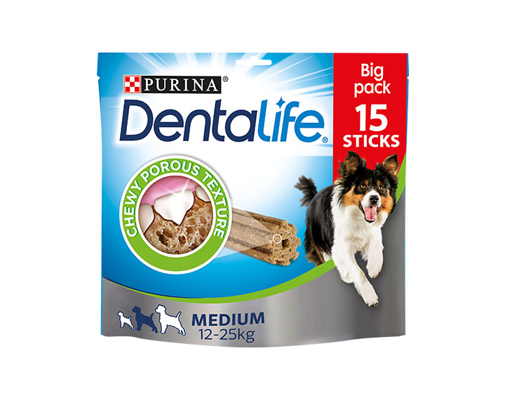 Medium Dog Dental Chew 345g