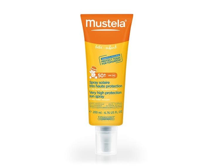Spray Solaire très haute protection SPF 50+ 200 ml