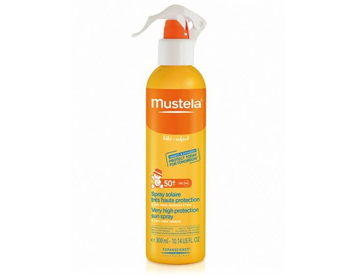 Spray Solaire très haute protection SPF 50+ 300 ml