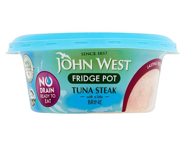 Tuna Steak with a Little Brine 110g
