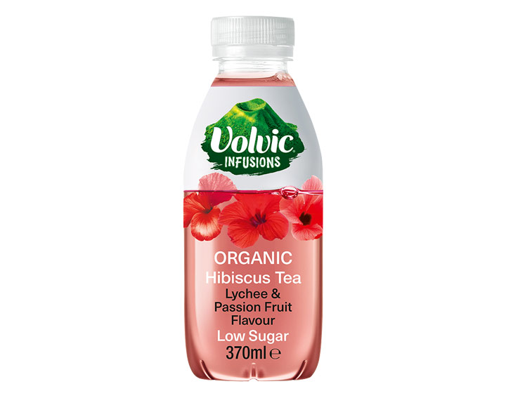 Infusions Organic Hibiscus Tea 370ml