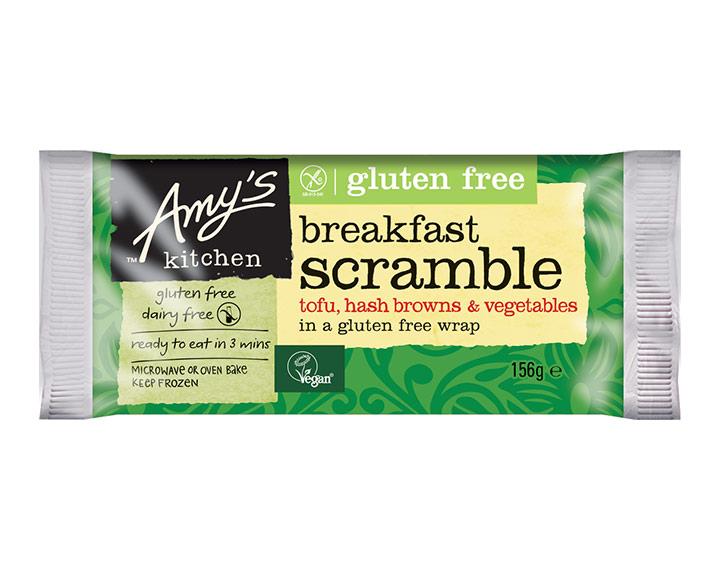 Breakfast Scramble Wrap 156g