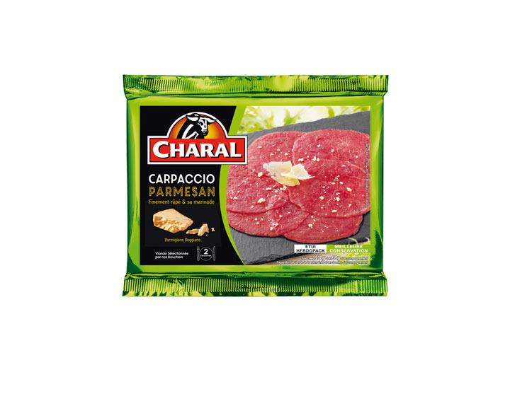 Carpaccio Parmesan x2 (230g)