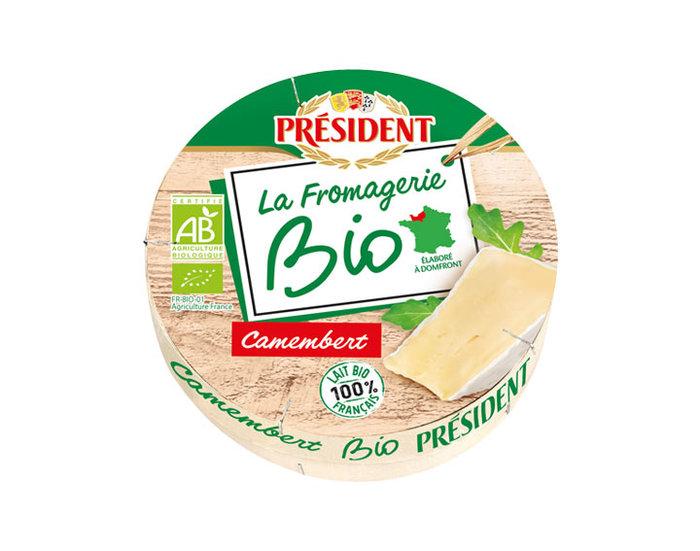 Camembert La Fromagerie Bio