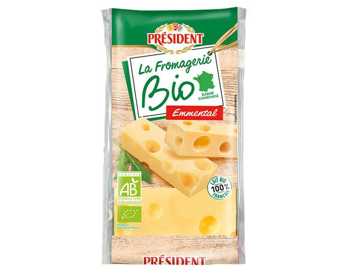 Emmental plaquette La Fromagerie Bio