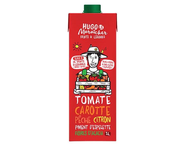Tomate, Carotte, Pêche, Citron 1L