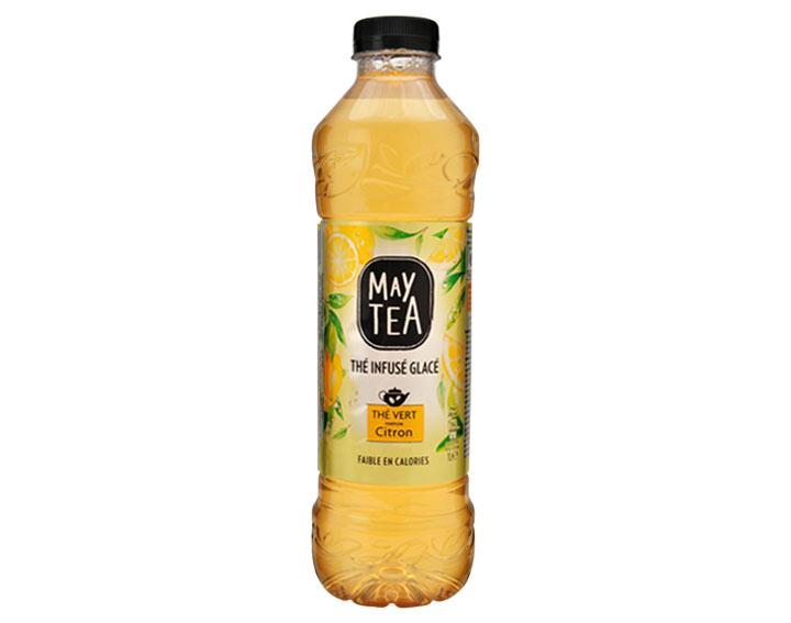 Thé vert parfum citron 1l
