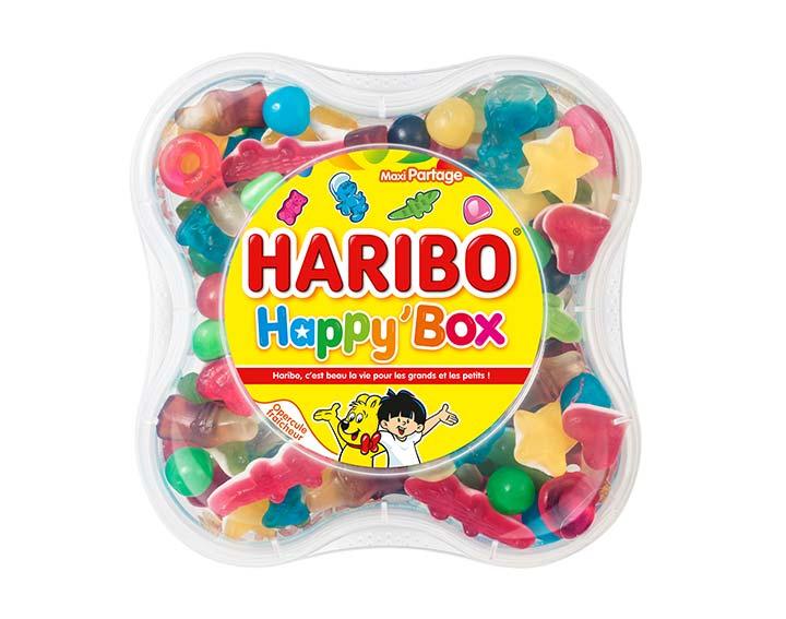 HARIBO® Happy Box, 600g