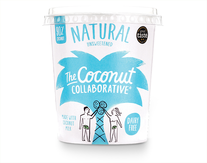 Natural Coconut 350g
