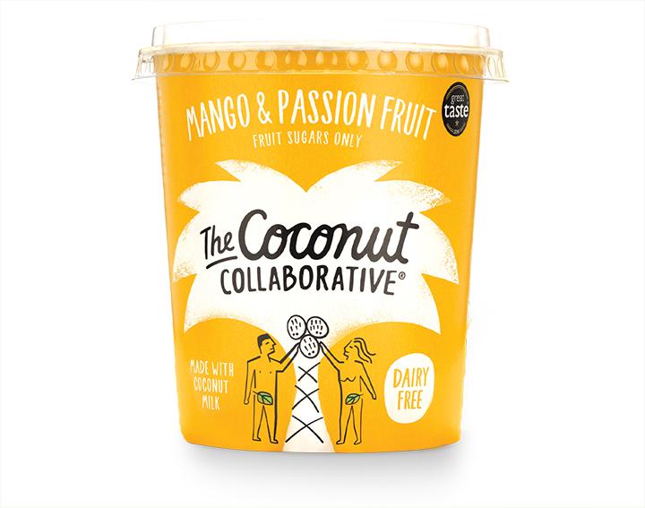 Mango & Passion fruit 350g