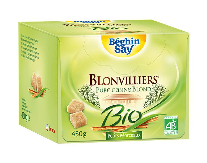 Blonvilliers Morceaux Bio 450g