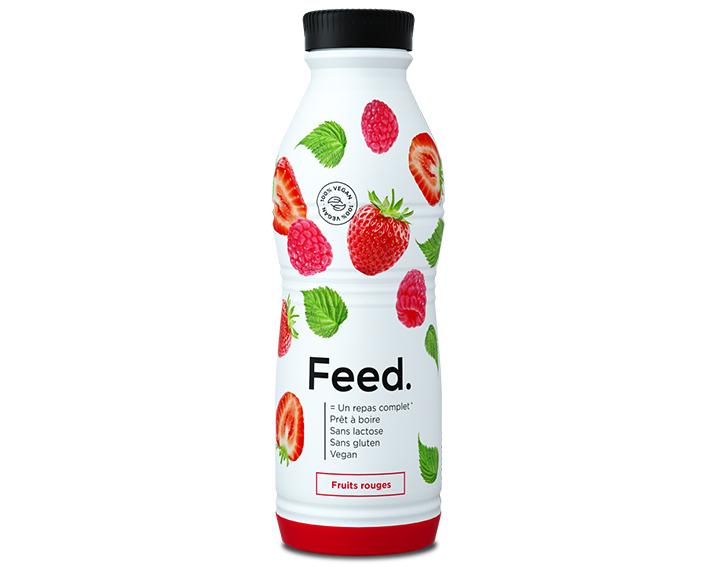 Recette Fruits Rouges 750ml