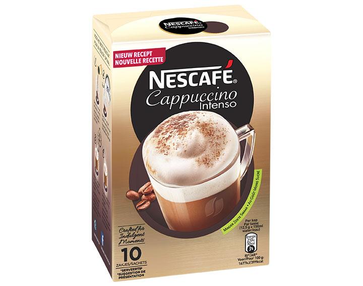 Cappuccino Intenso 10 zakjes