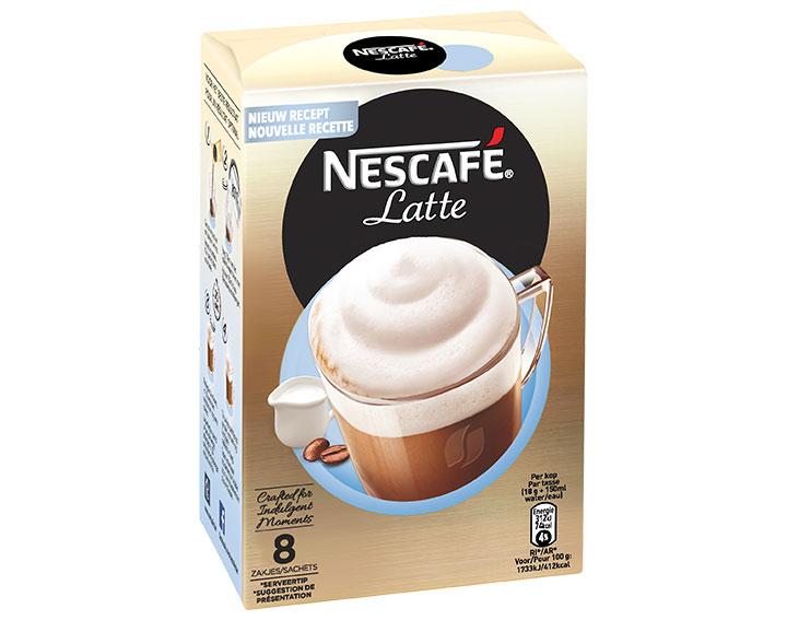Latte 8 zakjes