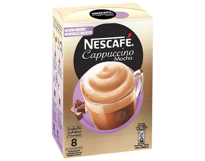 Cappuccino Mocha 8 zakjes