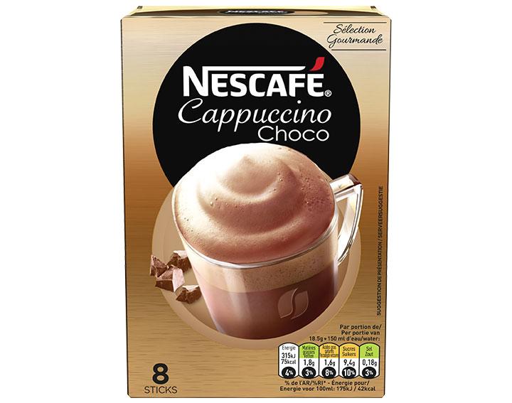 Cappuccino Choco 8 zakjes