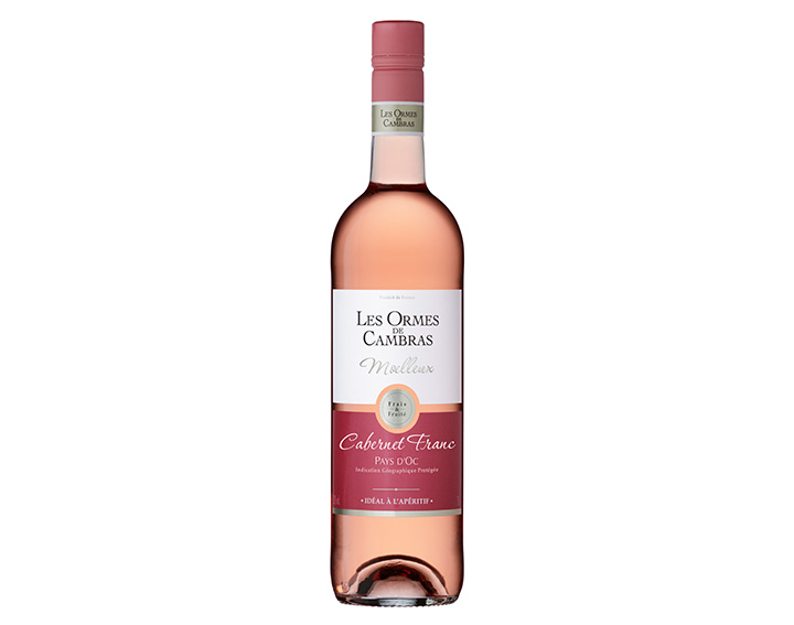 Moelleux Rosé Cabernet Franc 75cl