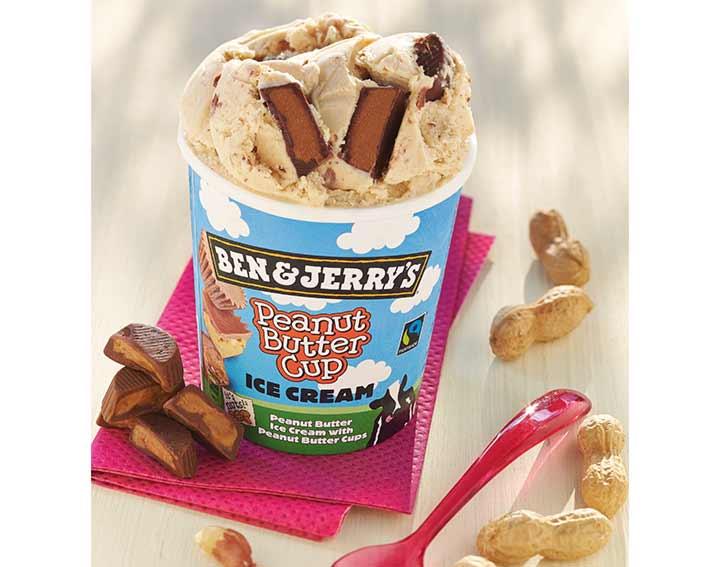 Ben & Jerry's Peanut Butter Cup 500ml