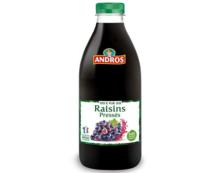 Pur jus de Raisins pressés