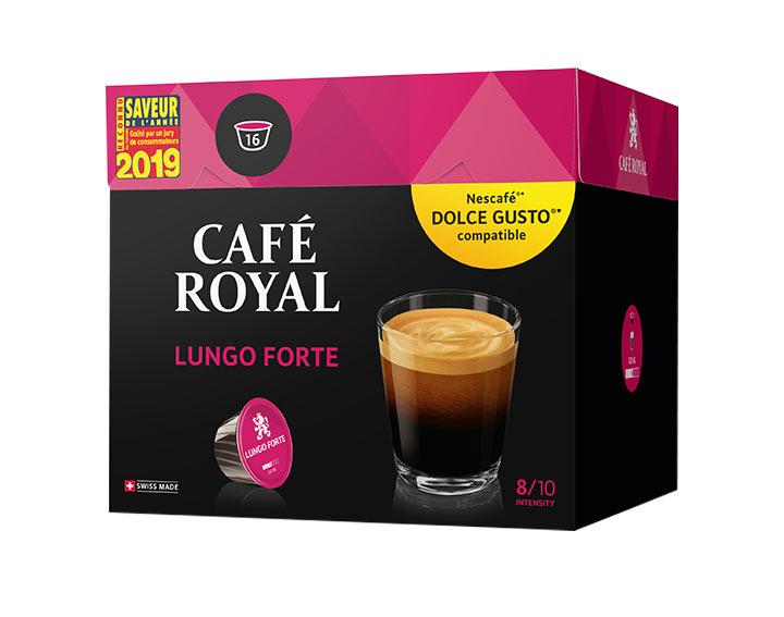 Capsules Café Royal Lungo Forte