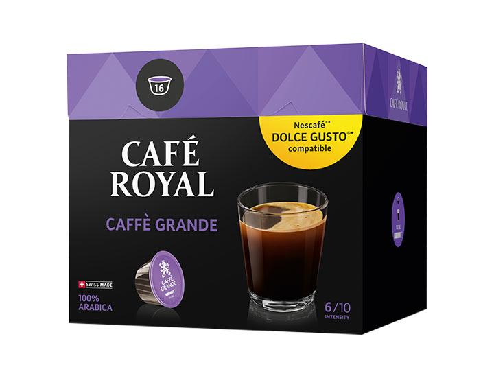 Capsules Café Royal Caffè Grande