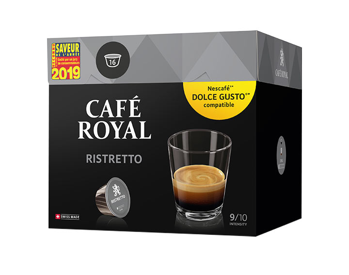 Capsules Café Royal Ristretto