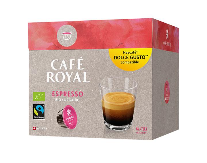 Capsules Café Royal Bio Espresso