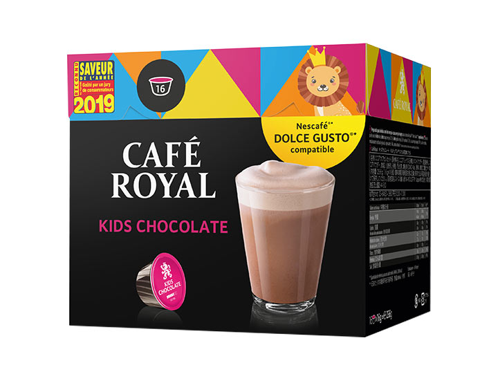 Capsules Café Royal Kids Chocolate