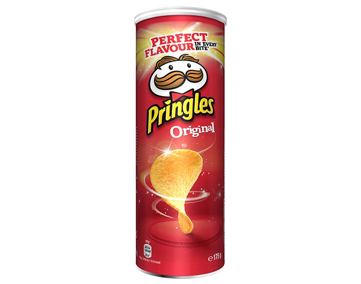Pringles saveur Original 175g