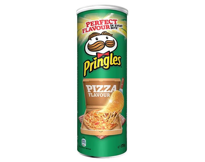 Pringles saveur Pizza 175g