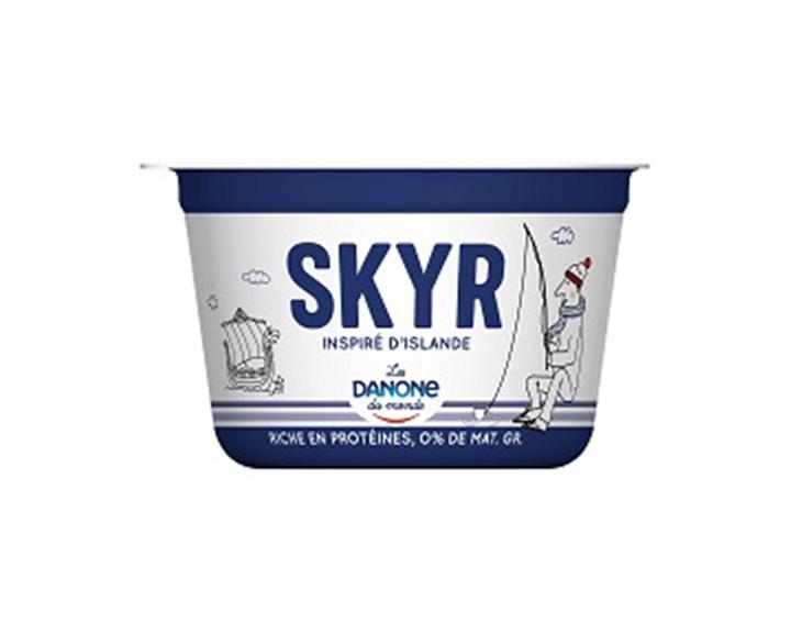 Le Skyr, inspiré d'Islande 480g x1
