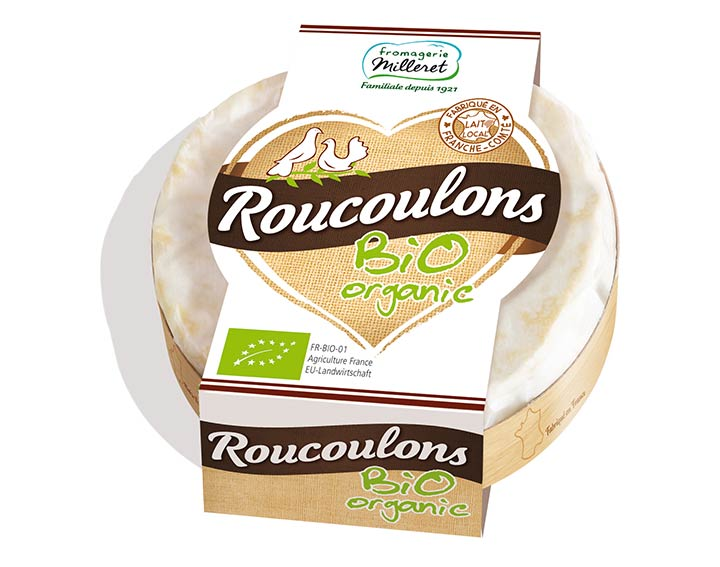 Roucoulons Bio (125g)
