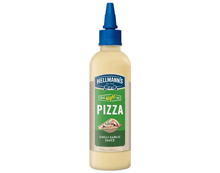 Pizza Chilli Garlic Sauce 213g