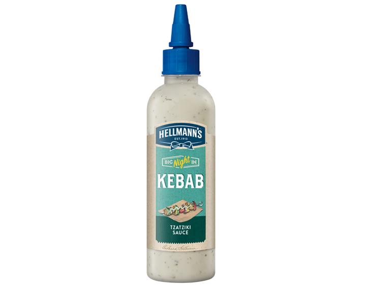 Kebab Tzatziki Sauce 217g