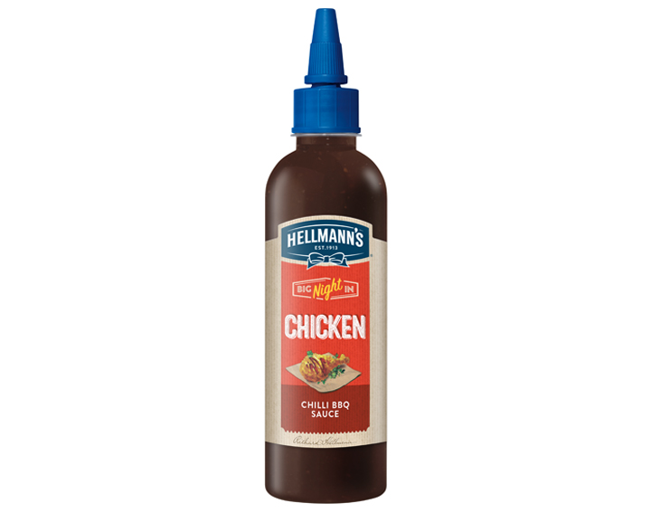 Chicken Chilli BBQ Sauce 234g
