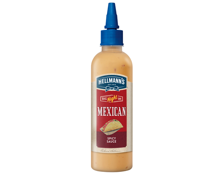 Mexican Spicy Sauce 219g