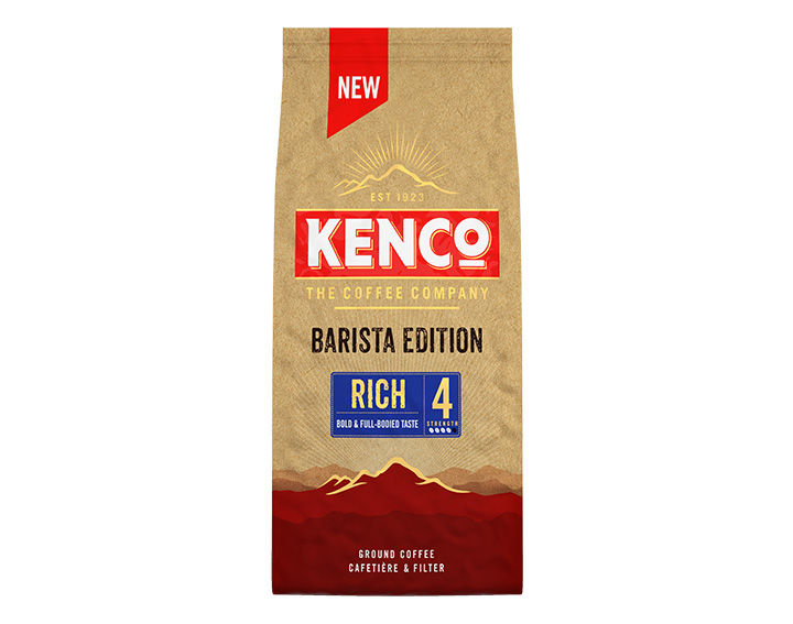 Rich Ground Coffee  212g